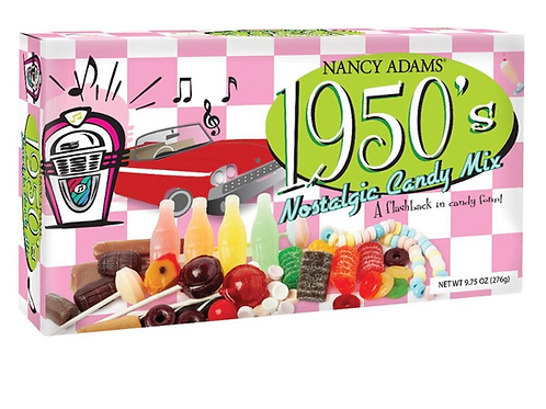 1950s Candy Box
