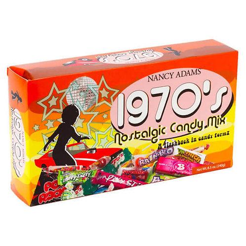 1970s Candy Box