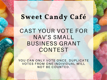 Vote for SCC in Nav's Small Business Grants