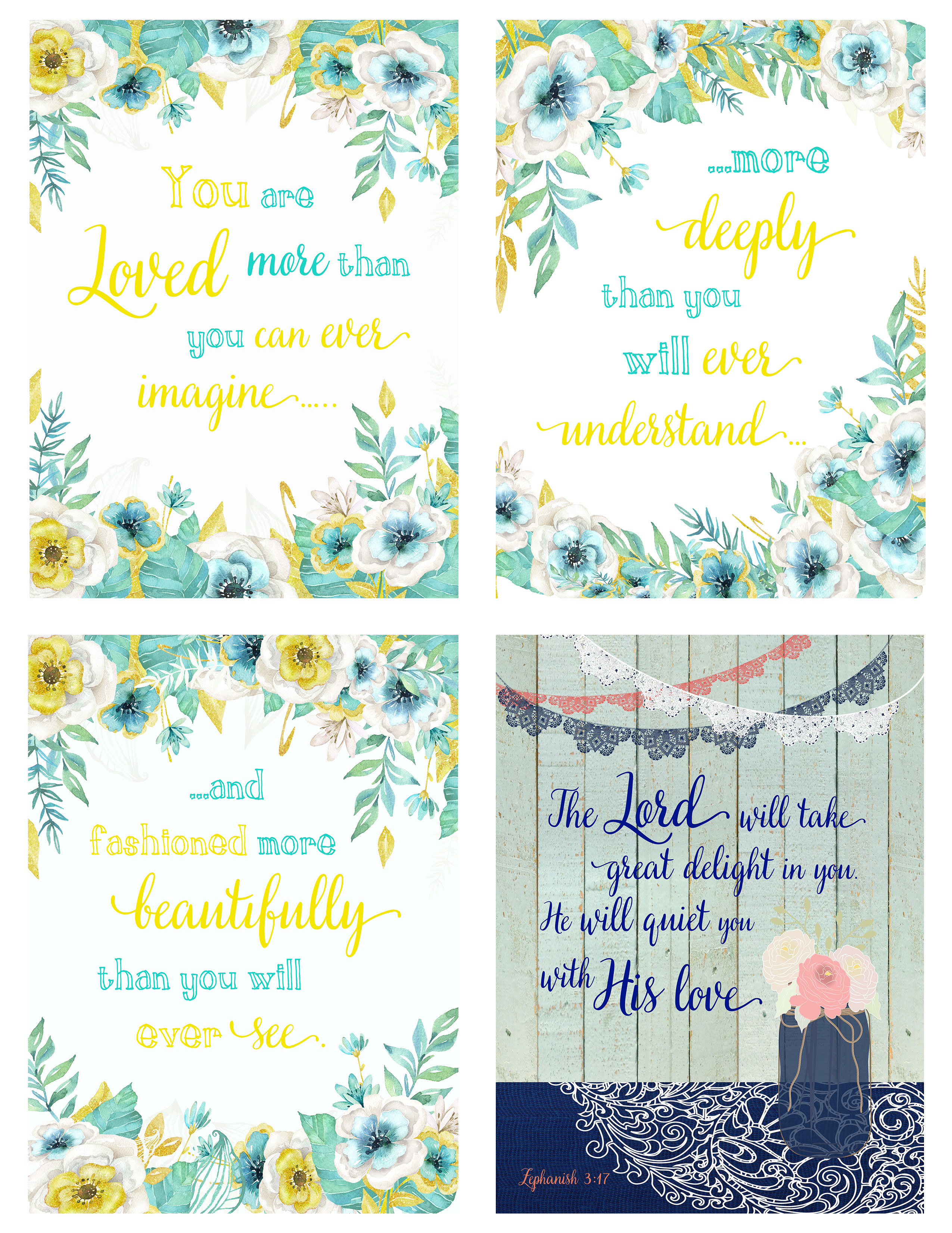 Scripture Minis.10