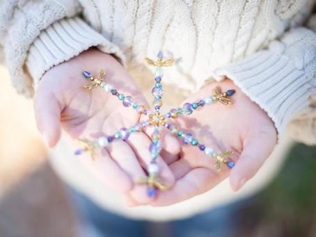 The Prayerful Snowflake