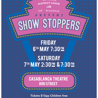 Show Stoppers - May