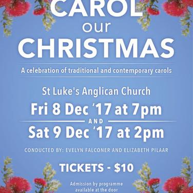 Carol our Christmas