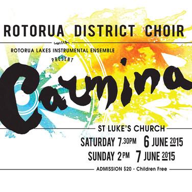 Carmina - June 2015
