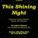 This Shining Night - May 2013
