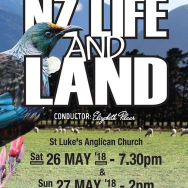 NZ Life and Land - May 2018