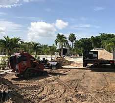 Evergreen Outdoor Services | Bonita Springs, FL | Drainage Solutions - Proper Landscape Leveling for Water Drainage