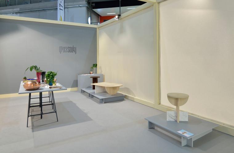 Our booth at Salone Satellite 2016 | Milan