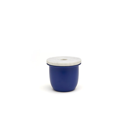 C3 | SMALL CONTAINER - MARBLE LID