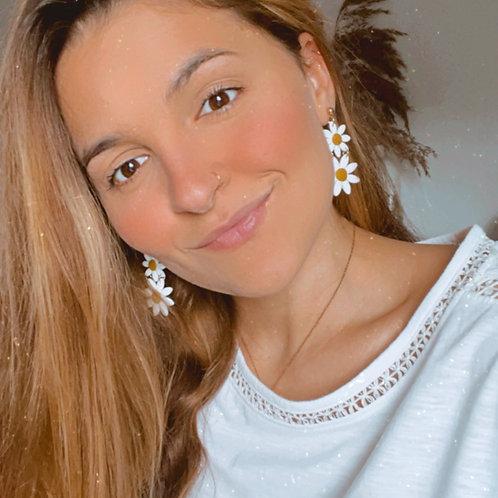 Daisy - Statement Earrings