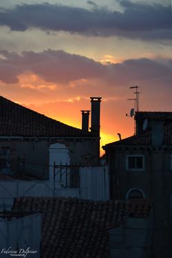 Ad ogni tramonto mi emoziono
