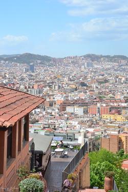 (Ad)mirando la ciudad