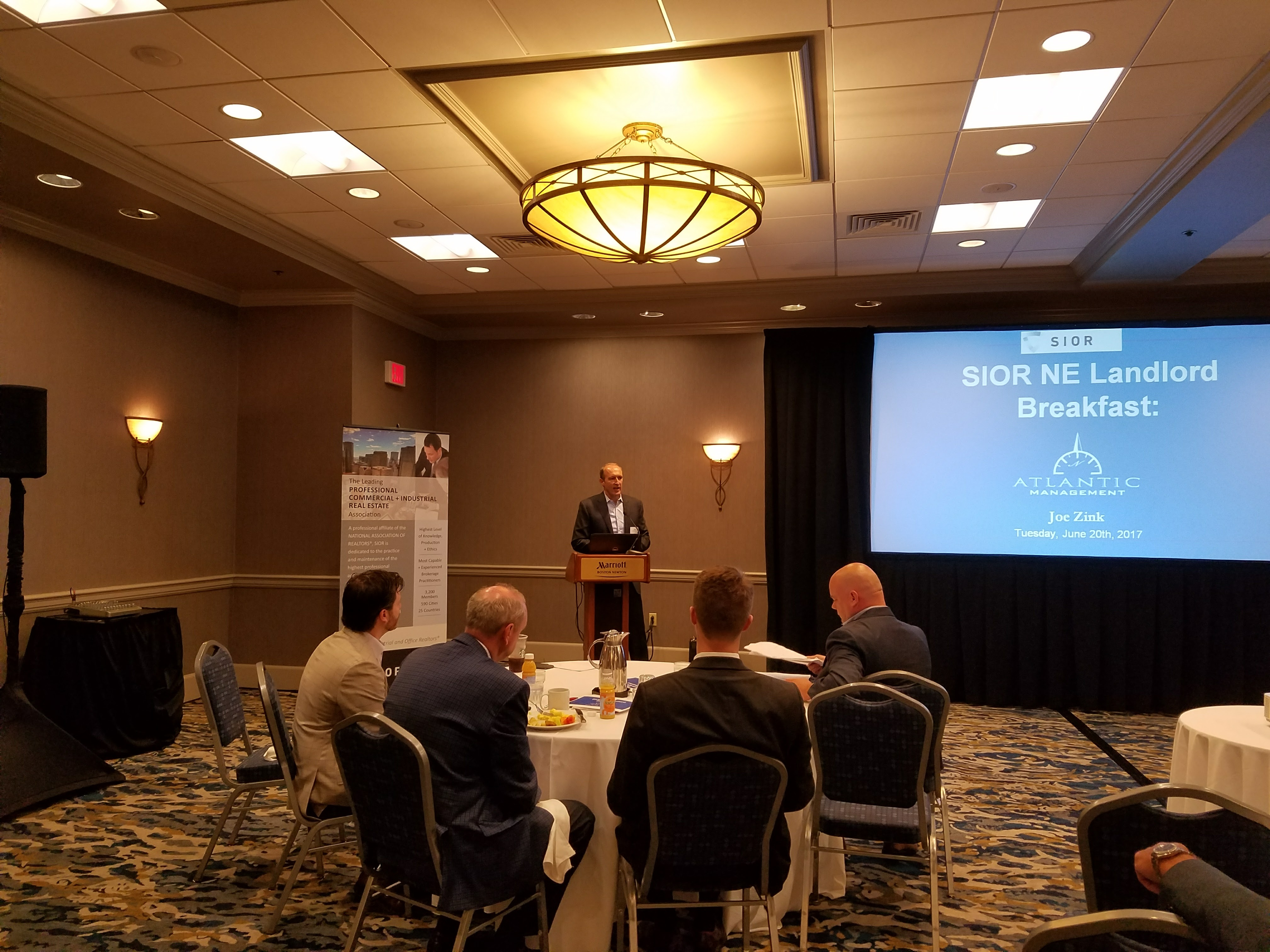 SIOR NE Breakfast with Atlantic Management June 2017 (14)