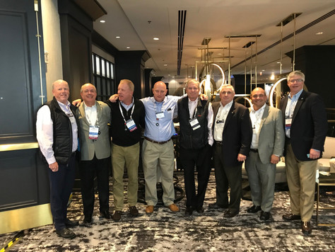 NEW ENGLAND CHAPTER MEMBERS ATTEND OCTOBER SIOR 2019 WORLD CONFERENCE: PORTLAND, OREGON