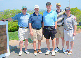 THE NEW ENGLAND SIOR CHAPTER HOSTED ITS 16TH ANNUAL GOLF OUTING AT GRANITE LINKS GOLF CLUB IN QUINCY