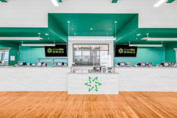 Vantage Builders Completes Build-Out Of GreenStar Herbals' First Cannabis Dispensary