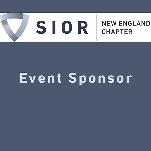 SIOR NE Featured Event Sponsorship