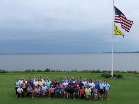 SIOR NE 4TH ANNUAL GOLF OUTING AT WARWICK COUNTRY CLUB