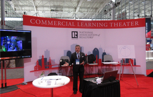 NAHIGIAN SPEAKS AT BOSTON'S NAR COMMERCIAL NATIONAL CONVENTION