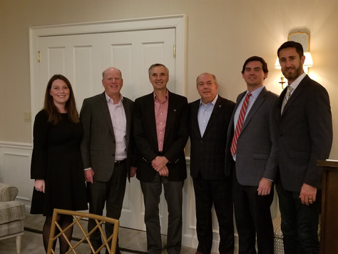 NEW ENGLAND CHAPTER HOLDS ITS ANNUAL RW HOLMES SCHOLARSHIP EVENING WITH MIT CENTER OF REAL ESTATE