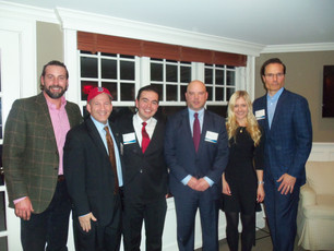 NEW ENGLAND CHAPTER HOLDS RW HOLMES SCHOLARSHIP NIGHT WITH MIT