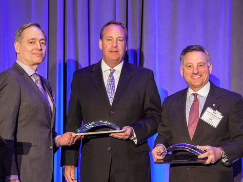 CLEARY AND NAHIGIAN AWARDED COUNSELORS OF REAL ESTATE JAMES FELT CREATIVE COUNSELING AWARD