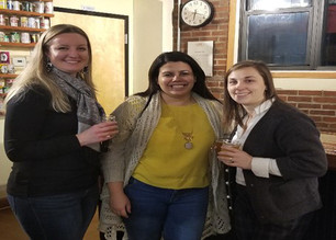 SIOR NE CELEBRATES NATIONAL MENTORING JANUARY MONTH AT HARPOON BREWWERY