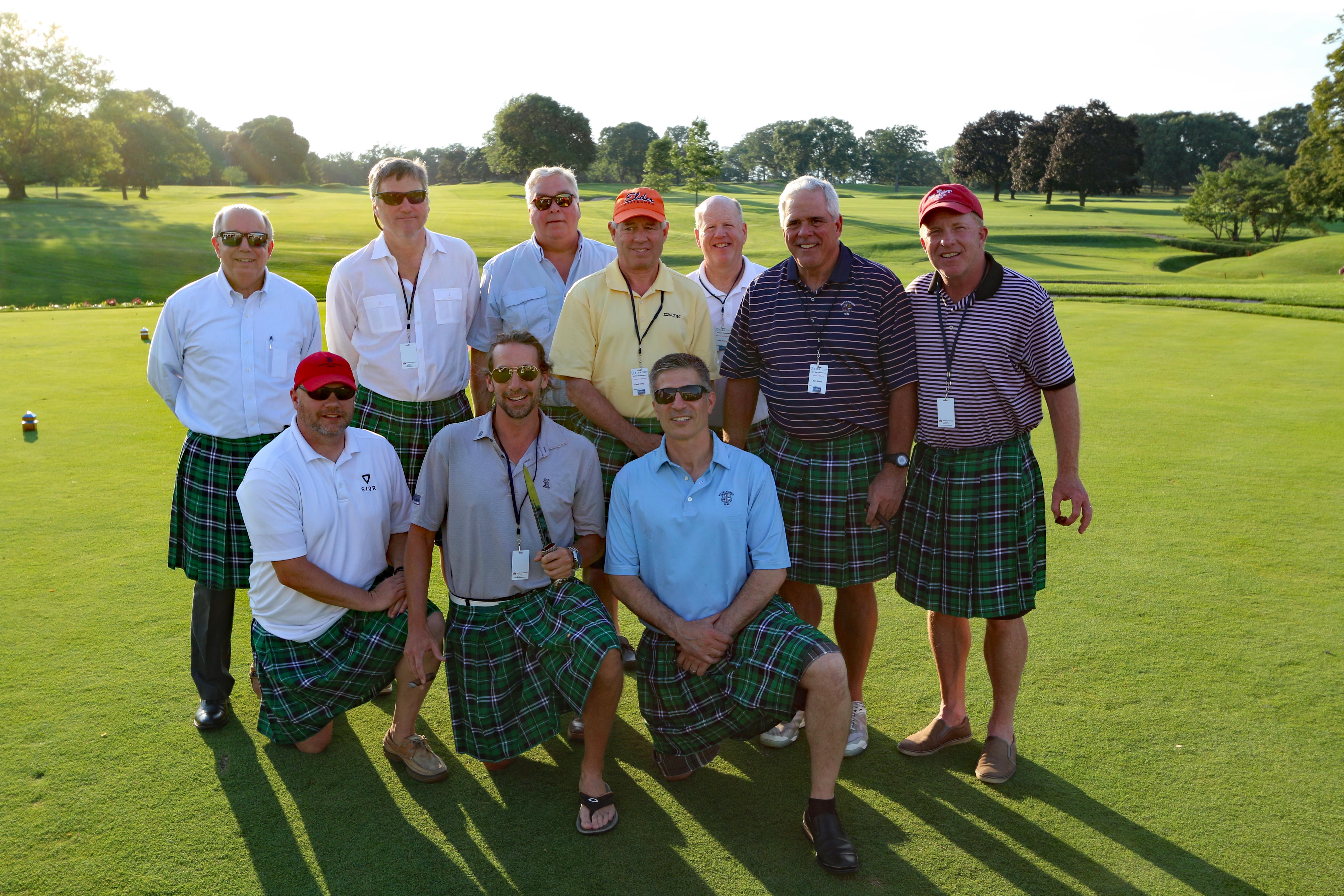 Golf 2017 - SIOR Members