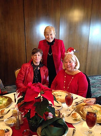 WCOM Christmas Party at Victorias