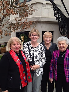 Visit to GFWC Headquarters in Washinton, DC