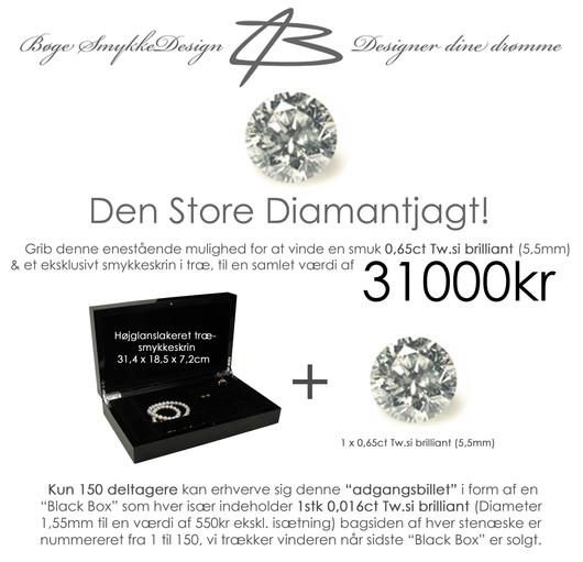 """""""Den Store Diamantjagt"""""""