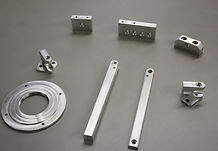 Aluminum CNC milling Fabrication Pleasanton CA