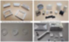CNC Machining milling fabrication Plasti