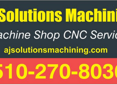 CNC Stainless Steel Milling Machine Shop Livermore CA