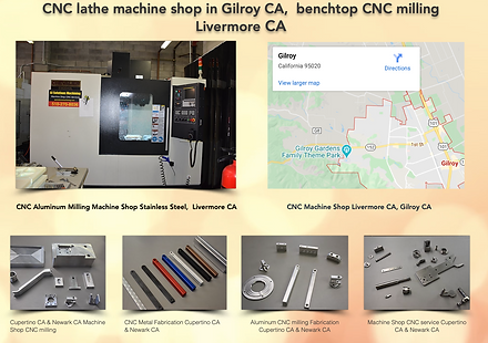 Automobile Electric Cars, Large Part Milling, Turning, and Fabrication CNC Machine Shop in Fremont CA, Palo Alto CA