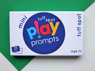 TUFF SPOT PLAYPROMPTS MINI PACK £6.25