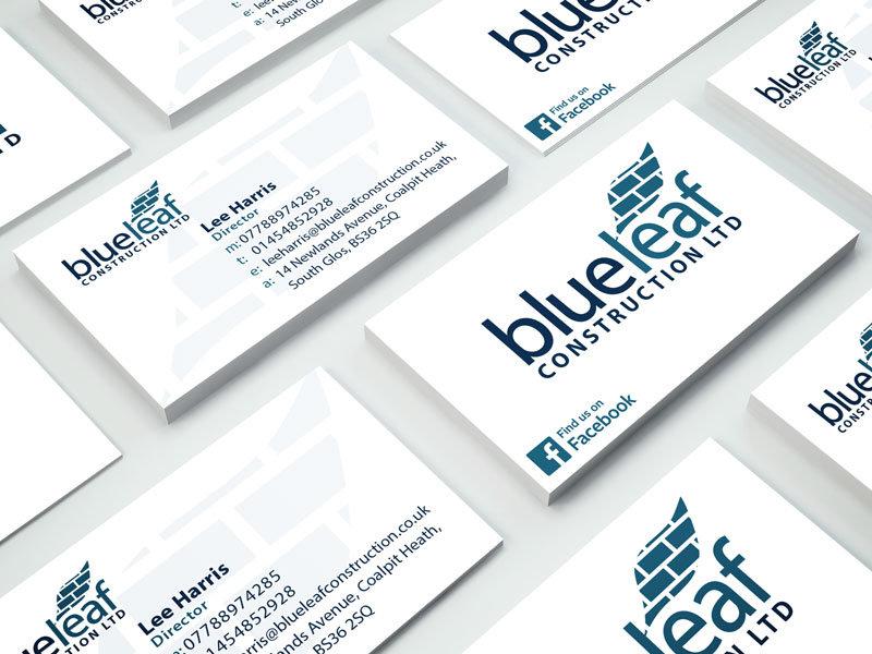BUSINESS CARD DESIGN GRAPHIC DESIGNER BRISTOL