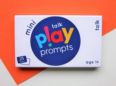 TALK PLAYPROMPTS MINI PACK