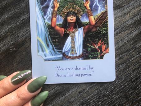 Daily Meditation: Ixchel Medicine Woman
