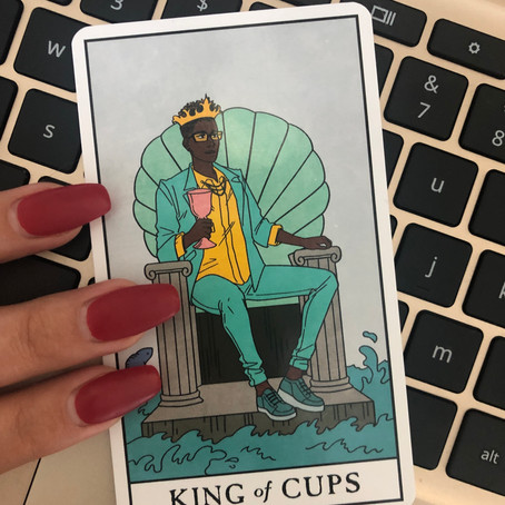 Daily Meditation: King of Cups