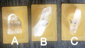 Daily Meditation Reading: Pick a Card
