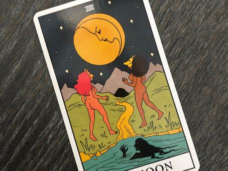 Daily Meditation: The Moon