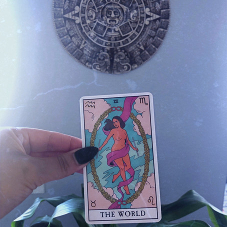 Daily Meditation Reading: The World