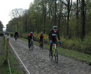 Mark's Paris-Roubaix: The Agony and the Ecstasy! - March 2019