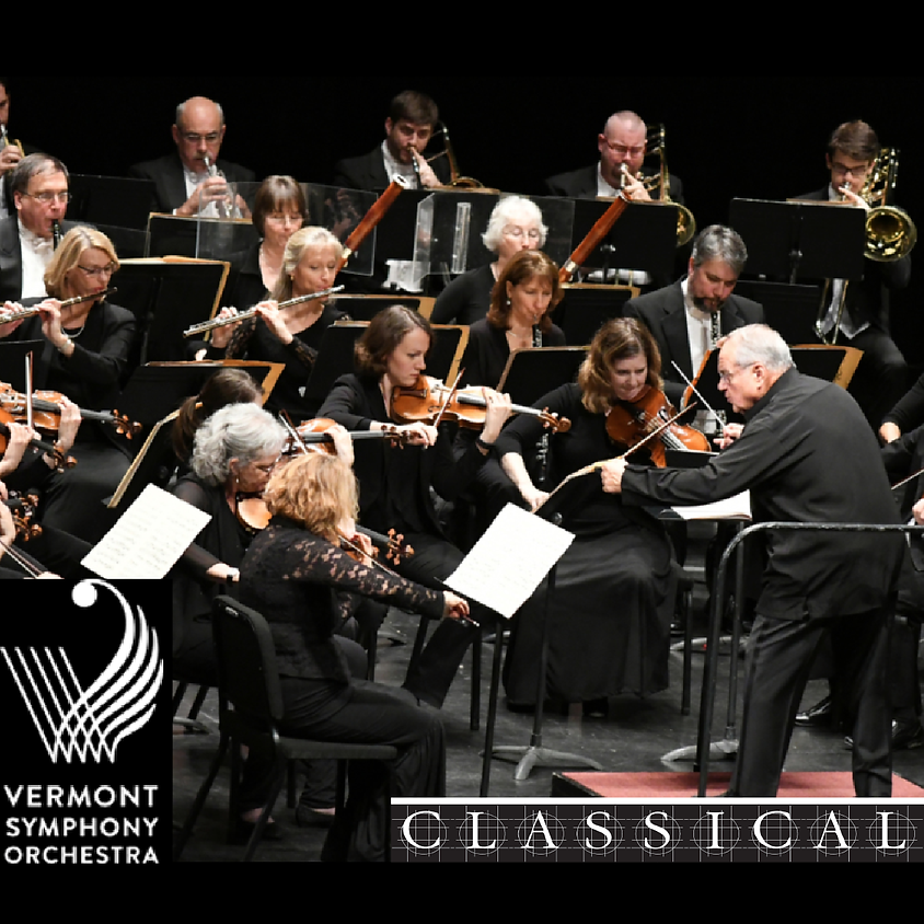 """Vermont Symphony Orchestra - """"Made in Vermont"""""""