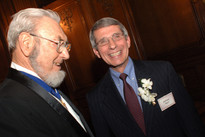 C. Everett Koop and Anthony Fauci