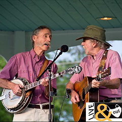 """Two fellows with a mandolin and guitar, they were called """"brothers duets,"""" and during the 1930's and '40's it was the predominant format of country music, practiced by now-legendary teams on radio stations and stage shows through- out the countryside."""