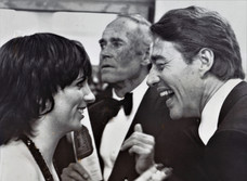 Liza Minelli, Henry Fonda, and Halston