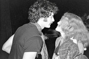 Kevin Kline and Madeline Kahn