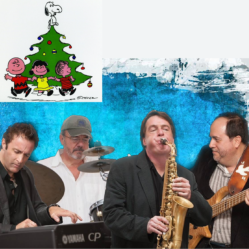 Charlie Brown Jazz with the Eric Mintel Quartet - SHOW CANCELLED DUE TO WEATHER!!